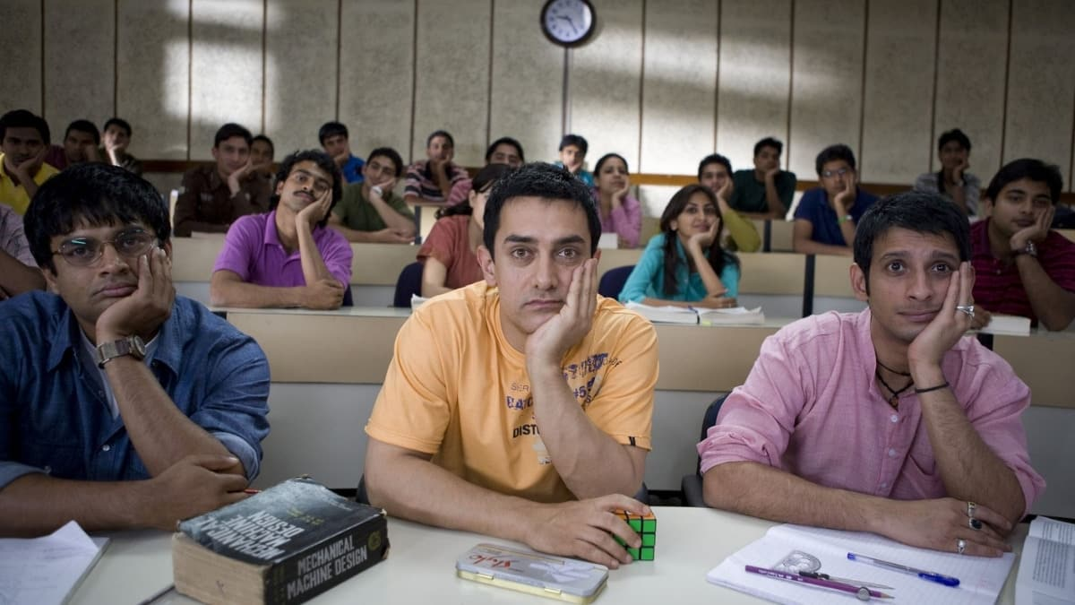 Inspiring Dialogues From The Movie 3 Idiots To Do What You Love