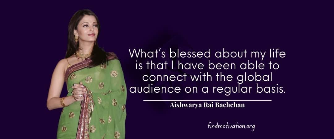 Aishwarya Rai Bachchan Quotes To Find Motivation