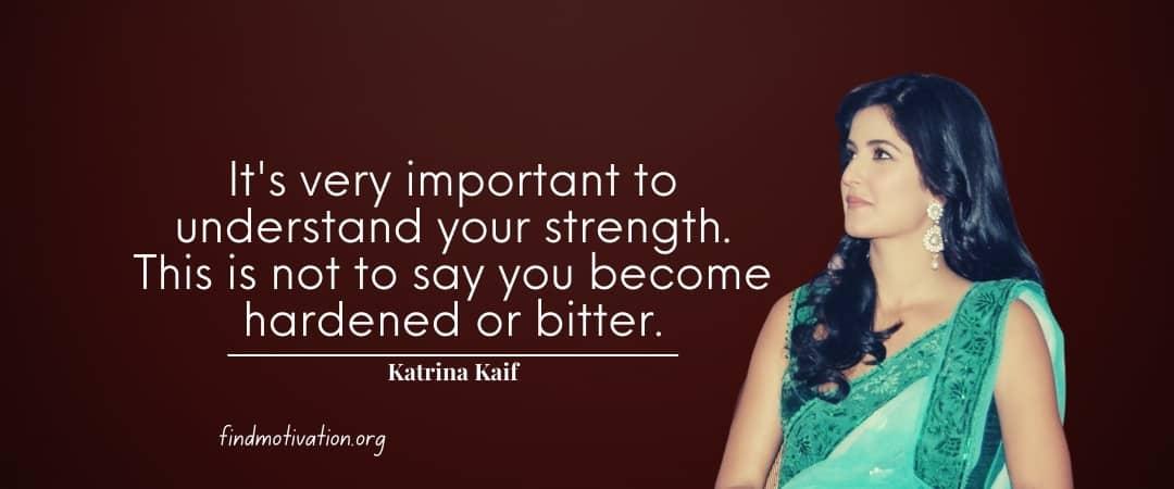 Katrina Kaif Quotes To Never Give Up