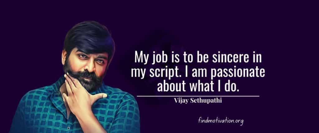 Vijay Sethupathi Quotes To Help You To Learn From Your Life