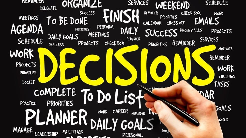 The best inspirational decision quotes to make the right decisions in your life