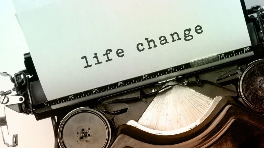 The best inspirational life changing quotes are to change yourself and change your life