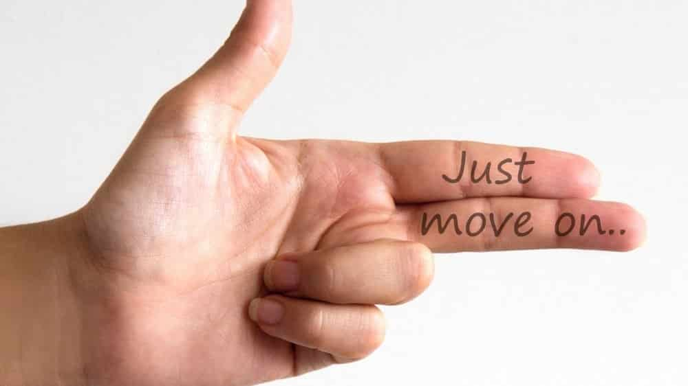 Quotes About Move On To Keep Moving Forward In Your Life
