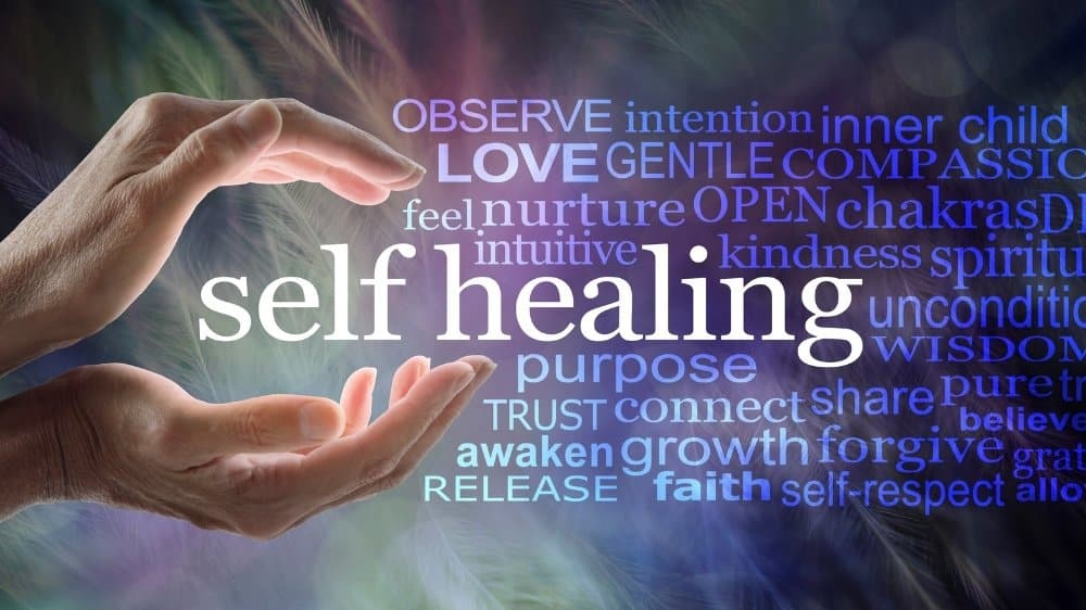 The best inspirational self-healing quotes to fill your inner wound