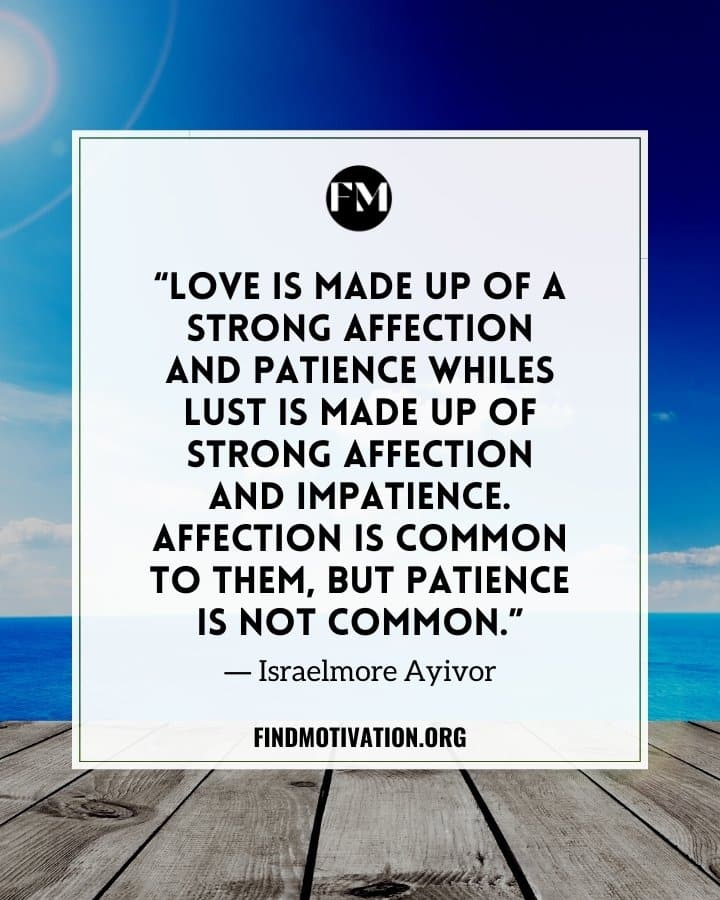 Affection Quotes To Bind Yourself With Your Loved One