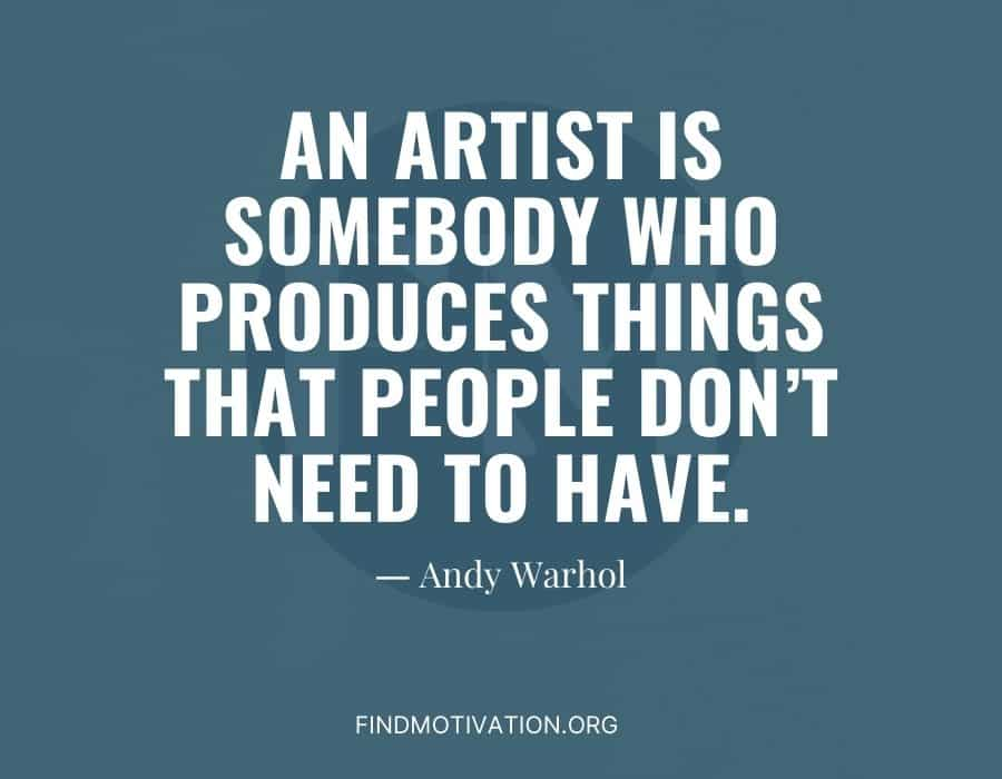 Andy Warhol Quotes That Will Thrill Your Moment While Reading