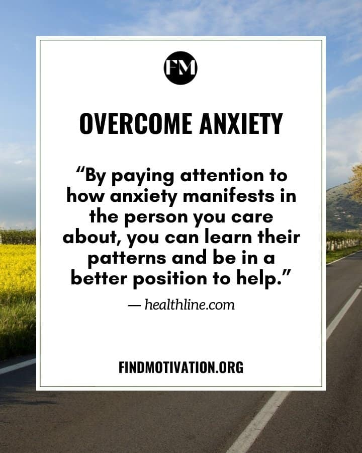 Anxiety Prevention Quotes from popular sites