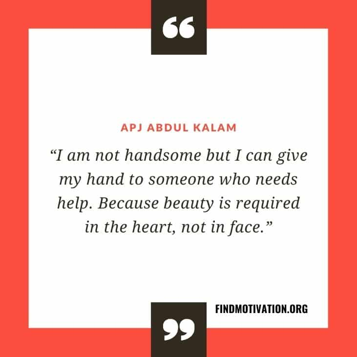 Inspirational thoughts & quotes by APJ Abdul Kalam to fulfill your dream