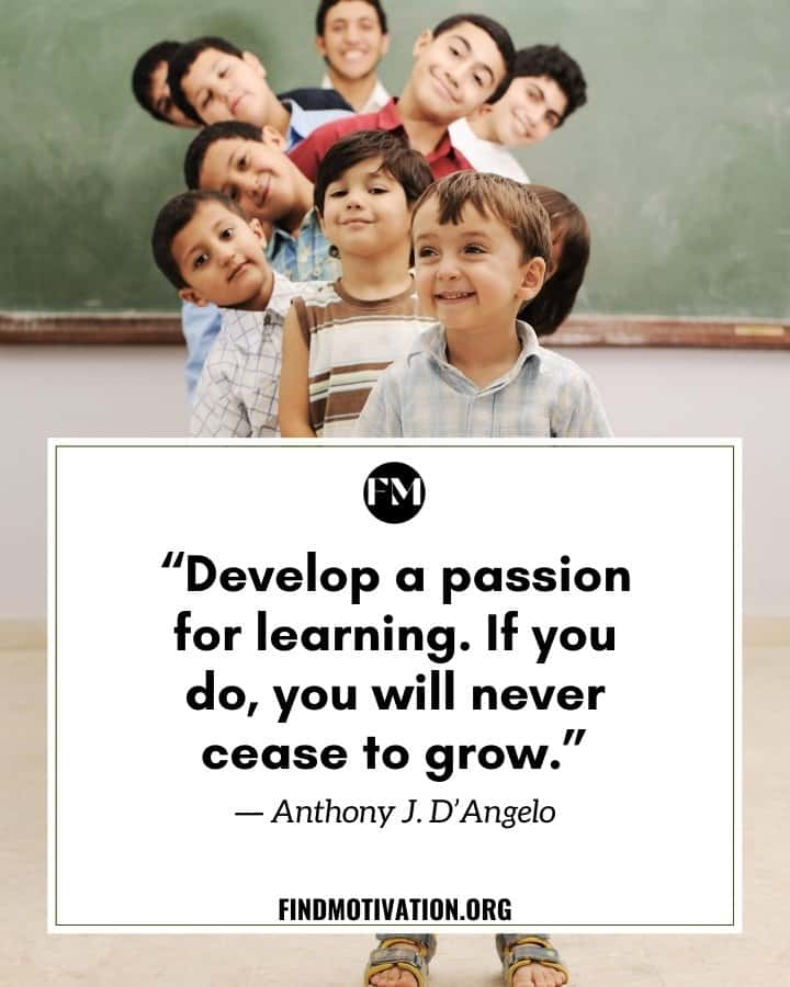 Inspiring Back-to-school Quotes