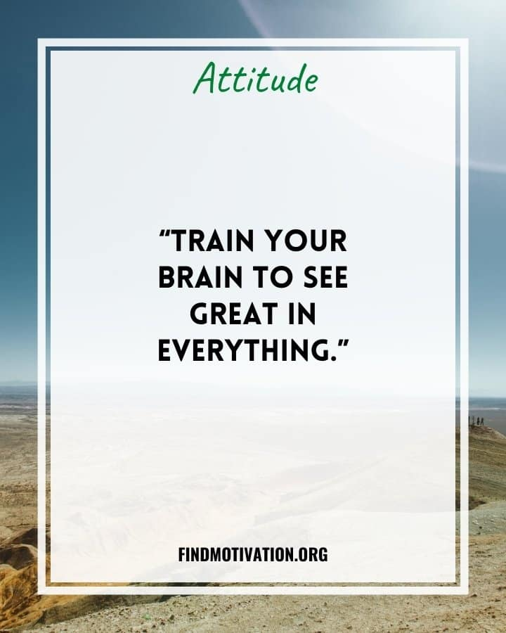 Best Attitude Quotes To Do Your Difficult Work In An Easy Way