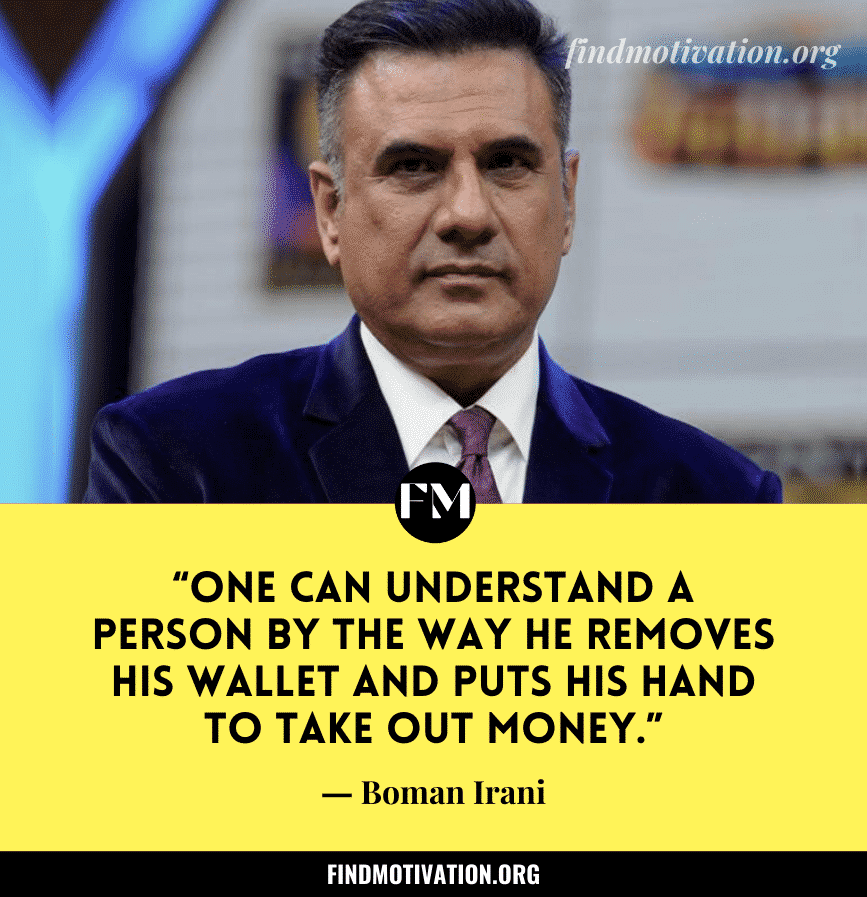 Boman Irani Quotes To Help You Get Success In Any Stage Of Life