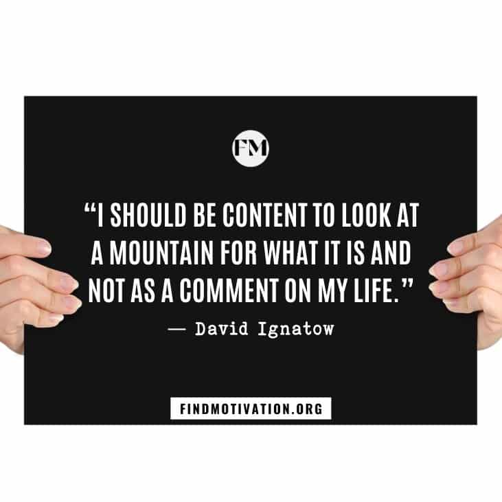 The best inspirational contentment affirmations to live contented life