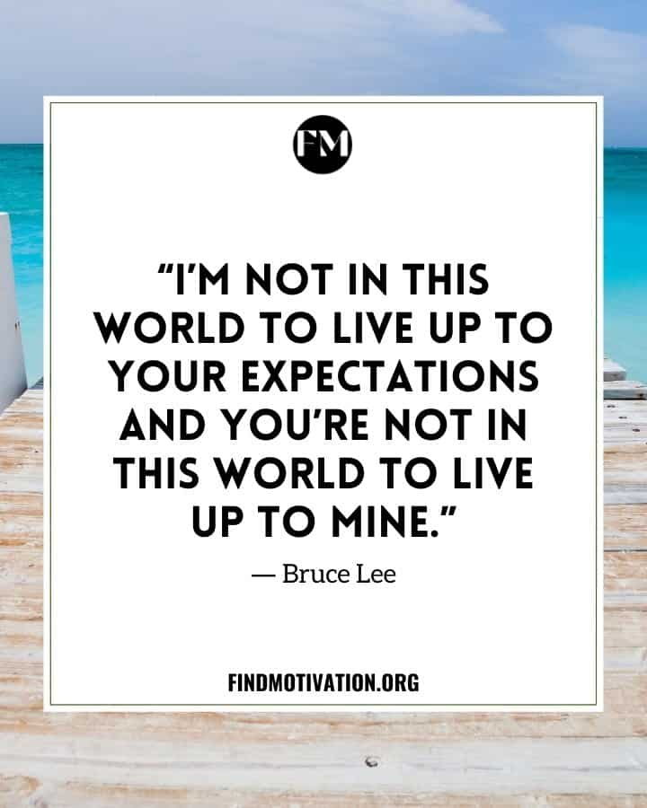 Expectation Quotes To Never Expect Anything In Your Life