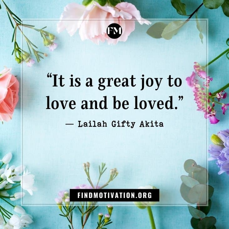The best inspirational fall in love quotes to know how it provides happiness