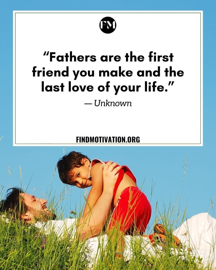 Inspiring Quotes about father
