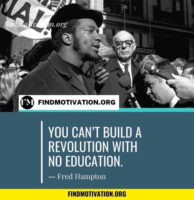 Fred Hampton Quotes
