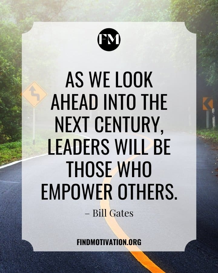 Inspiring Leadership Quotes To Become A Great Leader