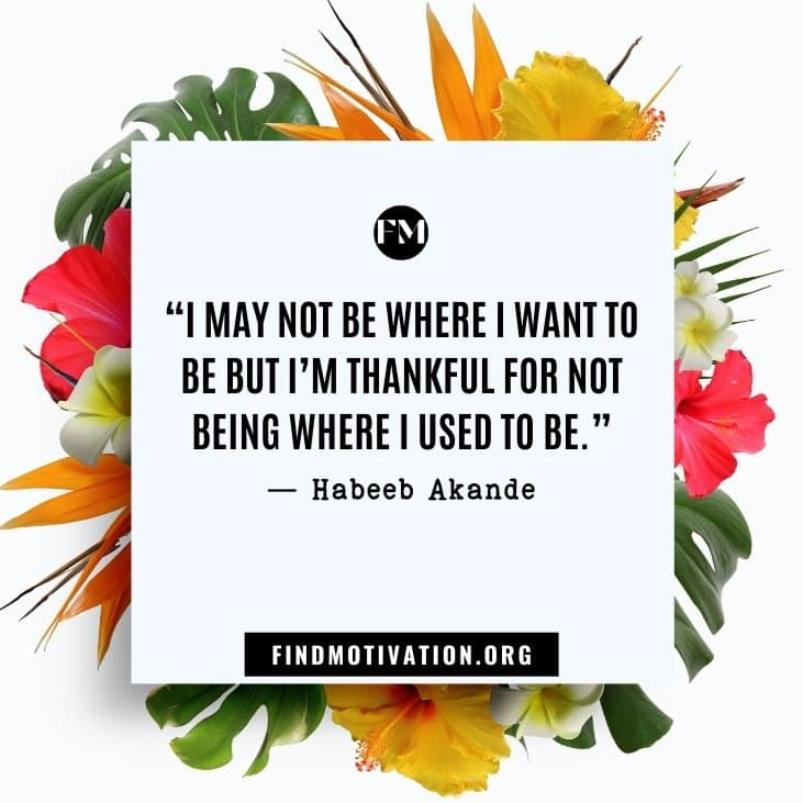 Best inspirational thankfulness quotes to express gratitude towards those who helped you