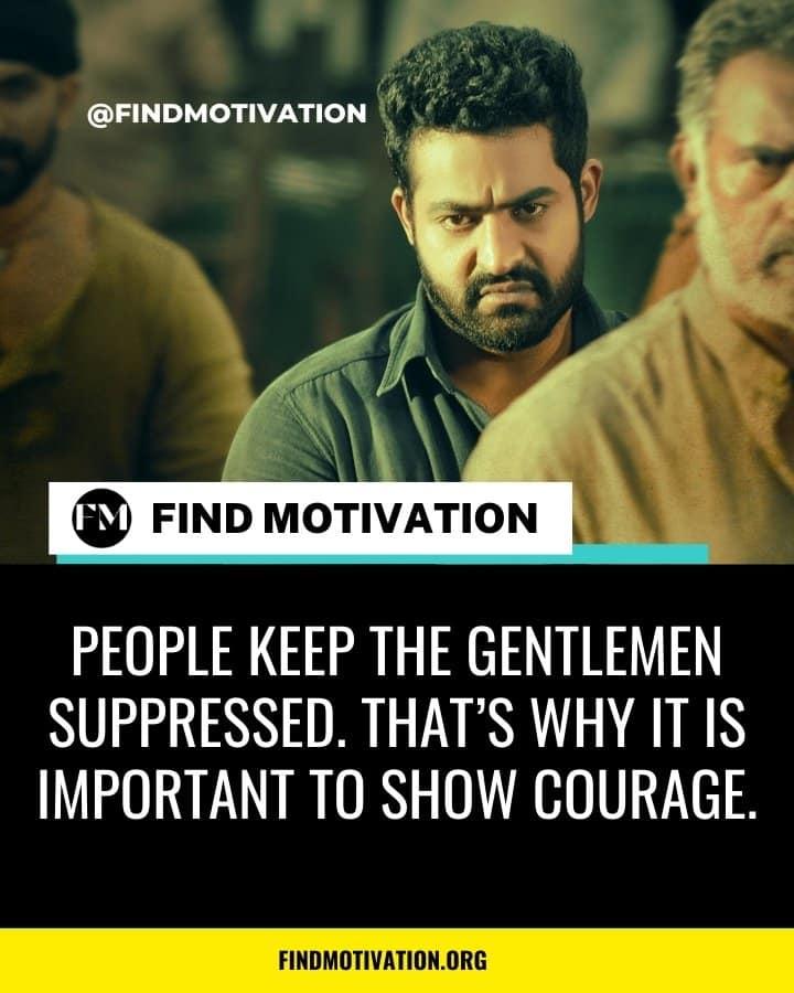 Janatha Garage Movie Inspiring Dialogues