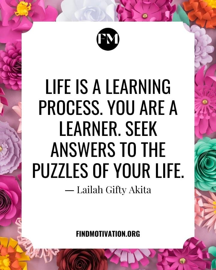 Inspiring Lifelong Learning Quotes