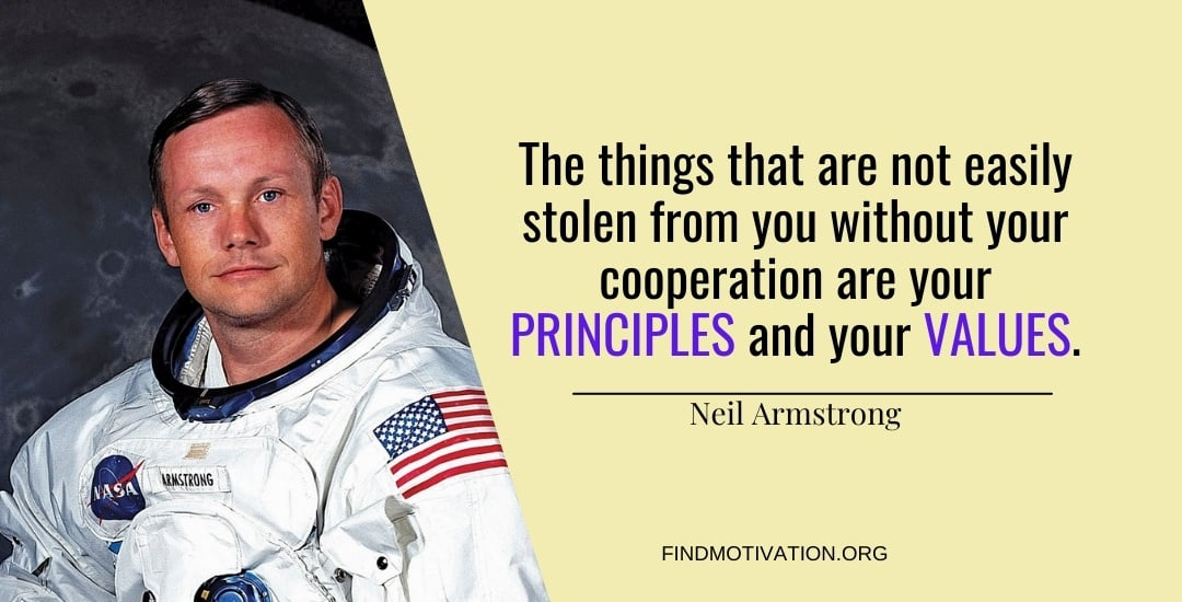 Neil Armstrong Quotes To Help You To Value Yourself