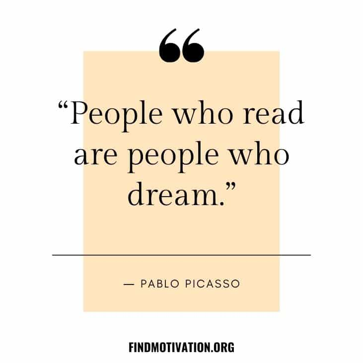 The best inspirational quotes said by Pablo Picasso to find motivation in your life