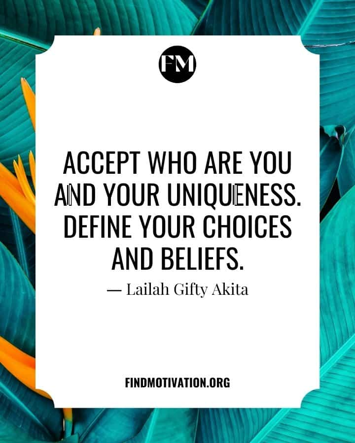 Quotes About Acceptance To Accept Everything