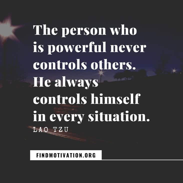 The best inspiring quotes to know the good qualities and nature of a strong person