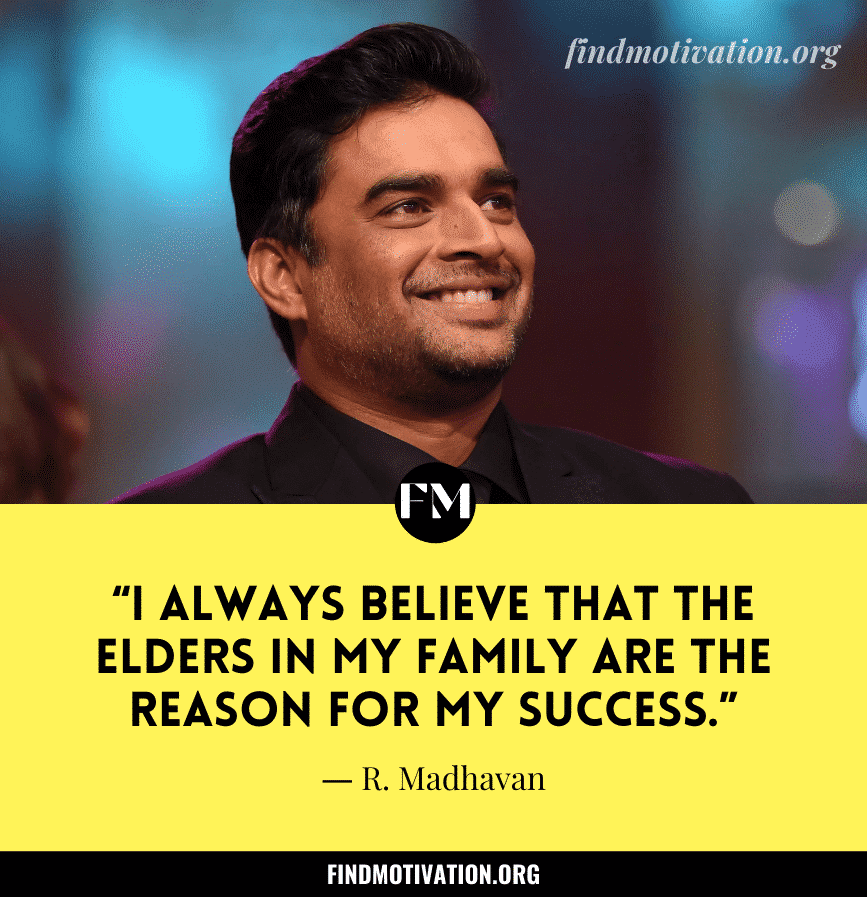 R Madhavan Quotes To Inspire You About Life And Struggle