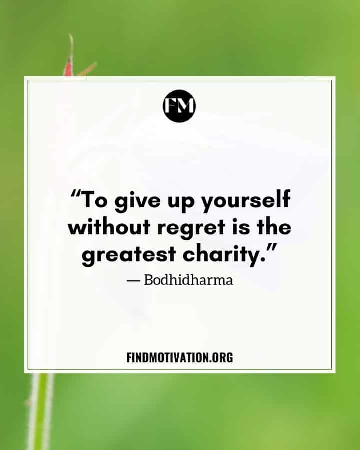 Inspiring Regret Quotes for not thinking about past mistakes