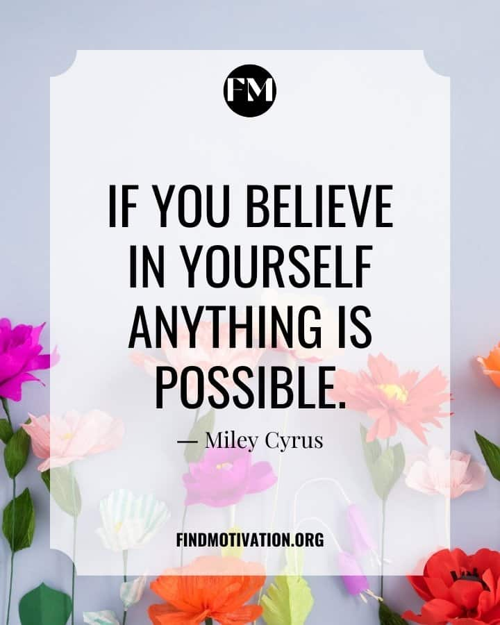 Self Belief Quotes To Believe In Yourself