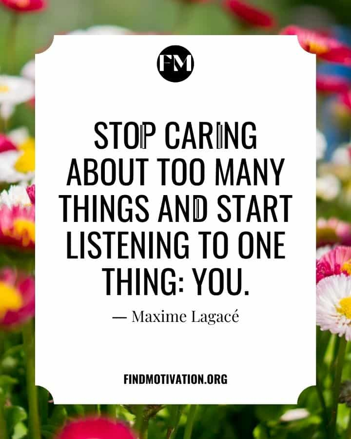 Best Self-care quotes