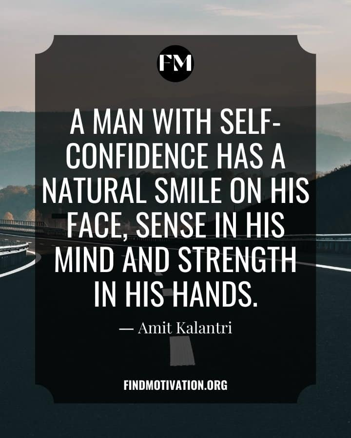 Self-Confidence Quotes To Grow Your Confidence Inside You
