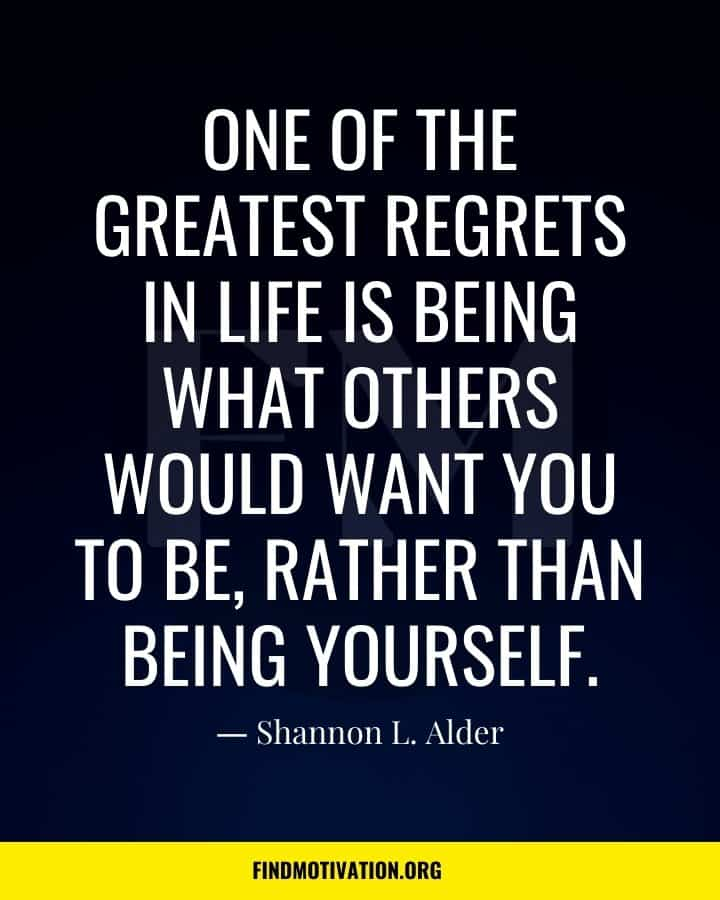 Self-Esteem Quotes to value yourself