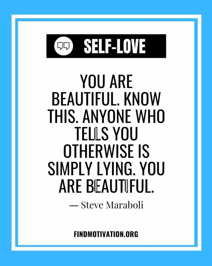 Self-Love Quotes To Love Yourself First