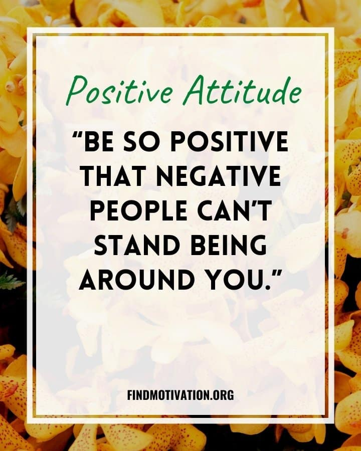 Top Short Attitude Quotes For All