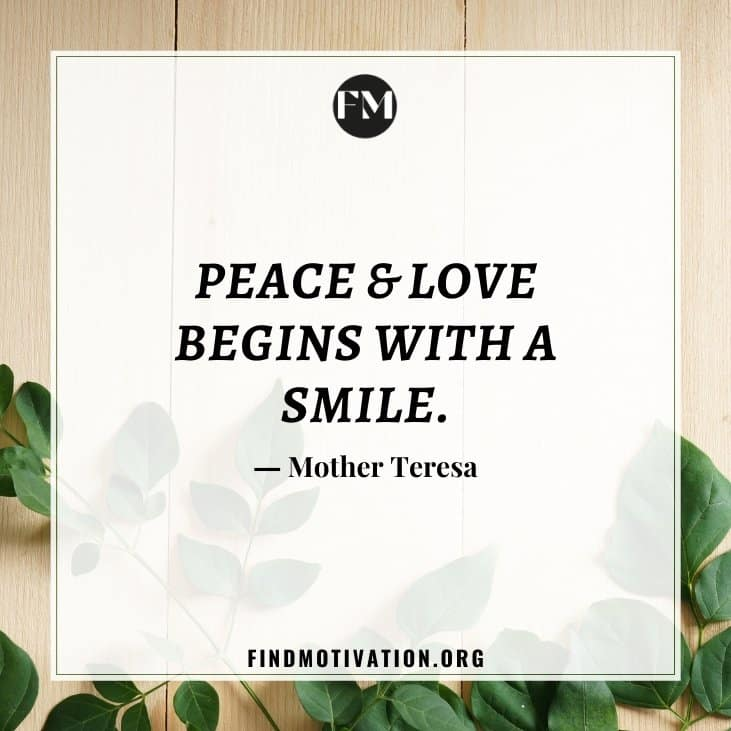 Inspirational spread love quotes from famous personalities to share your love with everyone