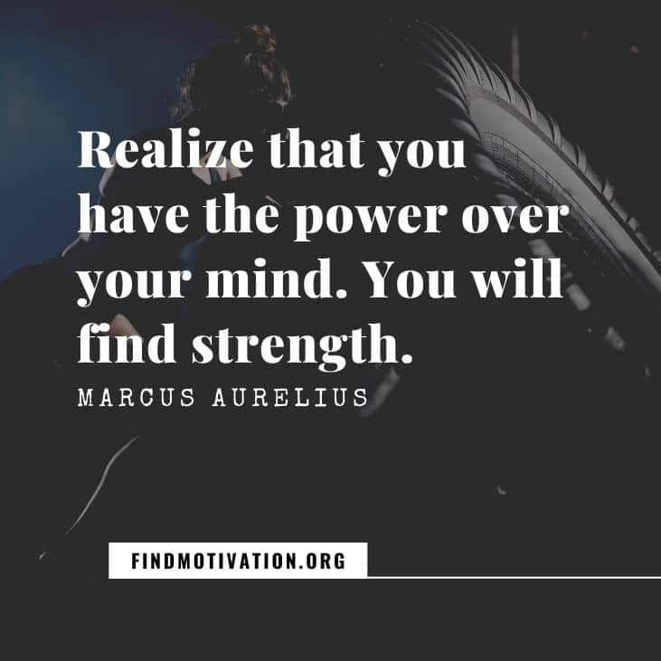 The most powerful stay strong quotes to make yourself a strong person