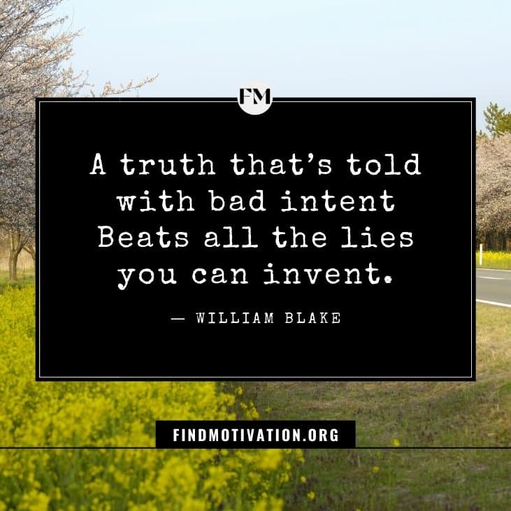 The best inspiring truth of life quotes to know more about the reality of life